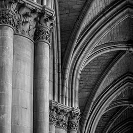 W Chris Fooshee - Reims Cathedral