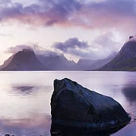 Justin Foulkes - Reinefjorden, Lofoten Islands, Norway.