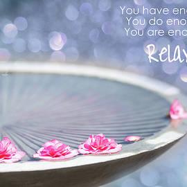 Relax - Rebecca Cozart