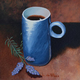 Leana De Villiers - Relax With A Cuppa Java