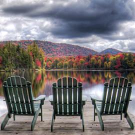David Patterson - Relishing Autumn