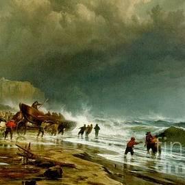Olivia  Bonham - Rescue Along The Coast