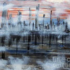 Callan Percy - Return To Flooded World