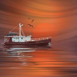 Stephen Warren - Return to Port