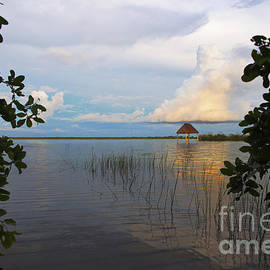 Revealing the lagoon