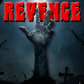Mike Nellums - Revenge book cover