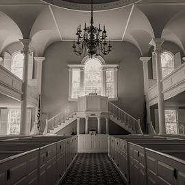 Stephen Stookey - Reverence - Old First Church of Bennington