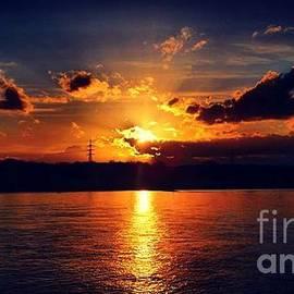 Jacks Skystore - Rhein River Sunset