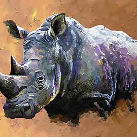 Anthony Mwangi - Rhino