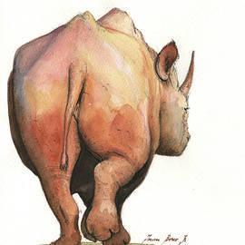 Juan Bosco - Rhino back