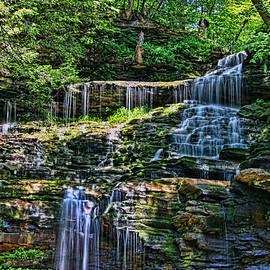 Allen Beatty - Ricketts Glen S P - Ganoga Falls
