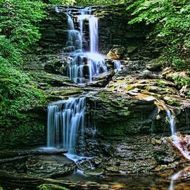 Allen Beatty - Ricketts Glen S P - Shawnee Falls