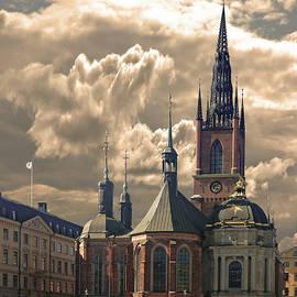 Jeff Burgess - Riddarholm Church - Stockholm