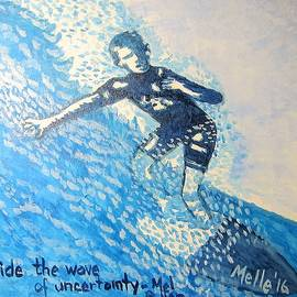 Carmela Maglasang - Ride The Wave of Uncertainty