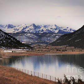Janice Rae Pariza - Ridgway Colorado Lake View