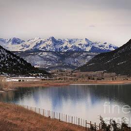 Ridgway Colorado Lake View