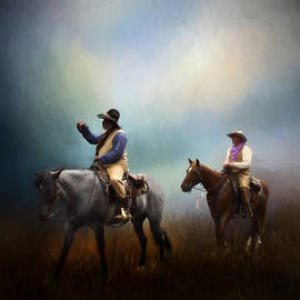 David and Carol Kelly - Riding The Range
