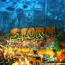 Toni Hopper - Riding the Storm