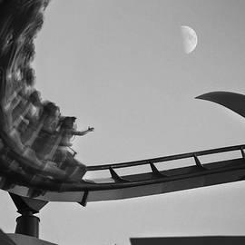 Riding to the Moon - Mike McGlothlen