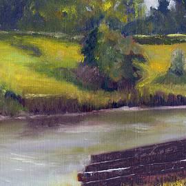 Elizabeth B Tucker  - River Bladnoch