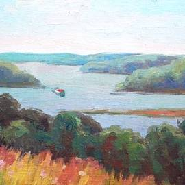 Anna Shurakova - River expanses 2