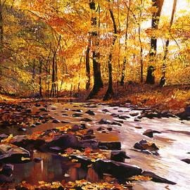 David Lloyd Glover - River of Gold