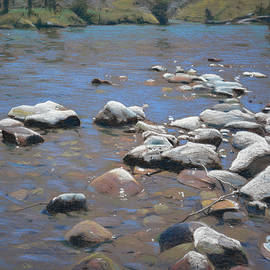 Christopher Reid - River Rocks