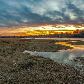 Brian MacLean - River Sunset