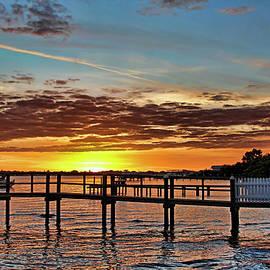 HH Photography of Florida - River Sunset