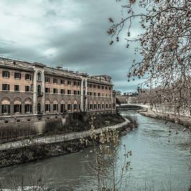 Sergey Simanovsky - River Tiber