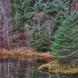 Randy Hall - River