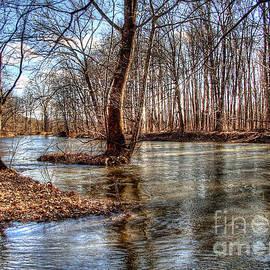 Betsy Zimmerli - River