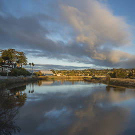 Bruce Frye - Riverscape Morning