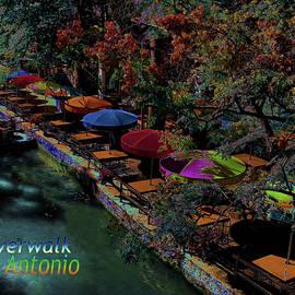 Robert McCubbin - Riverwalk,San Antonio,Texas
