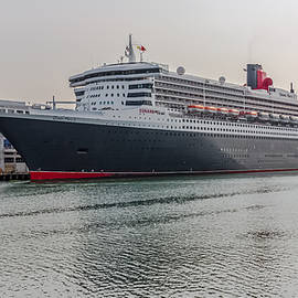 Brian MacLean - RMS Queen Mary 2