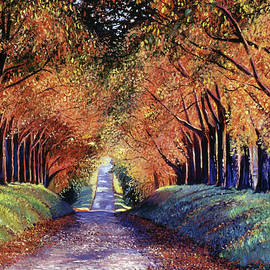 David Lloyd Glover - Road To Cognac