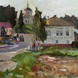 Juliya Zhukova - Road to Myshkin