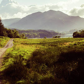 Justina Smile - Road To The Loch Achray