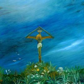 Anna Folkartanna Maciejewska-Dyba - Roadside Cross