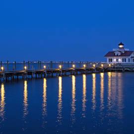Marion Johnson - Roanoke Marshes Lighthouse