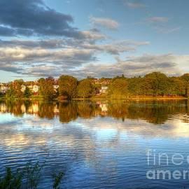 Vicki Spindler - Roath Park Reflections HDR