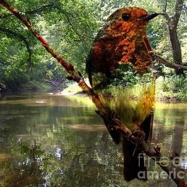 Annie Zeno - Robin By The River