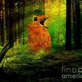 Annie Zeno - Robin In The Forest