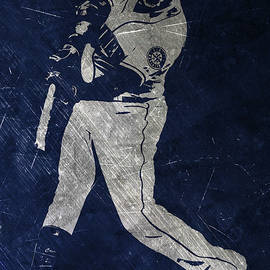 ROBINSON CANO SEATTLE MARINERS ART - Joe Hamilton