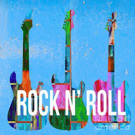 Rock and Roll Guitars - Edward Fielding