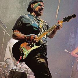 Jim Mathis - Rock Guitar Player