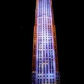 Sheela Ajith - Rockefeller Center