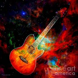 Annie Zeno - Rockin Guitar Lost In Space