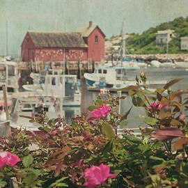 Joann Vitali - Rockport Motif No 1 - Red Fishing Hut