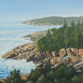 Bill Tomsa - Rocky Coast of Maine